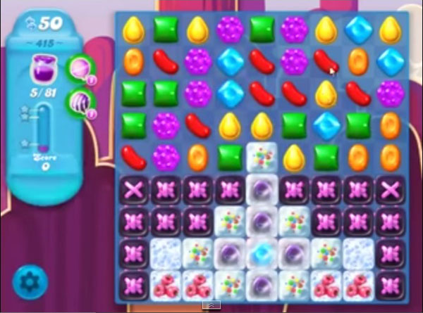 candy crush soda level 415