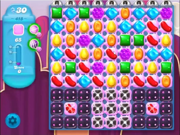 candy crush soda level 418