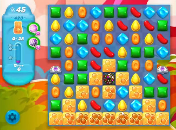candy crush soda level 423
