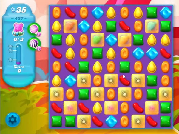 candy crush soda level 427