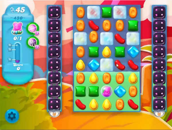 candy crush soda level 431