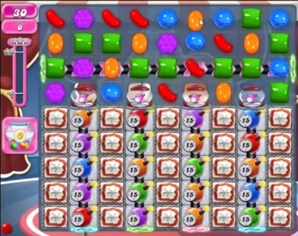 candy crush level 1107