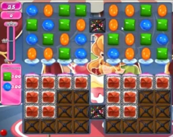 candy crush level 1108