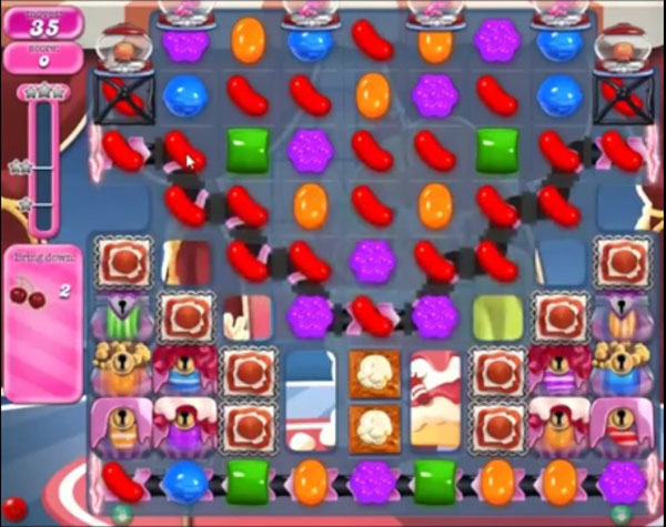 candy crush level 1112