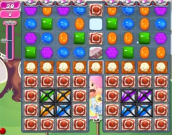candy crush level 1132