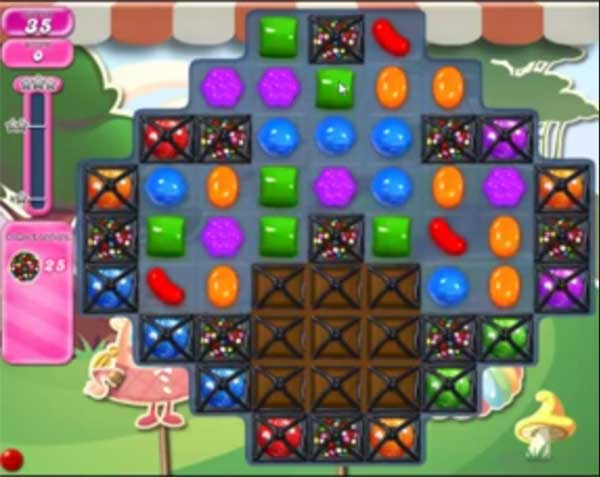 candy crush level 1135