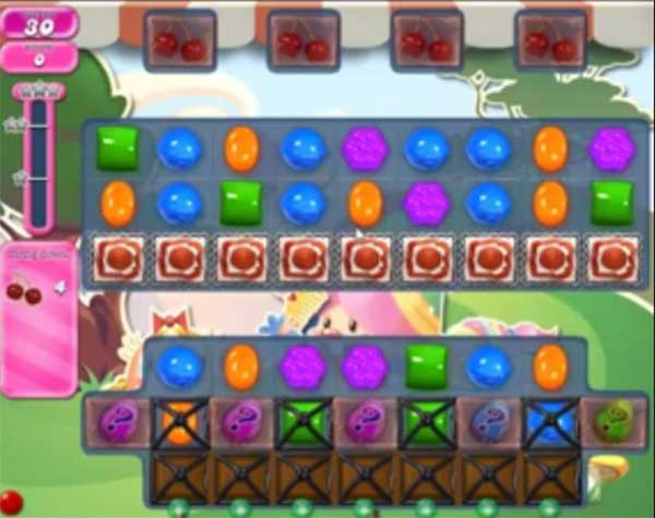 candy crush level 1142