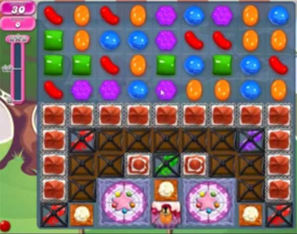 candy crush level 1143