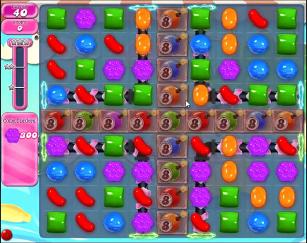 candy crush level 1168