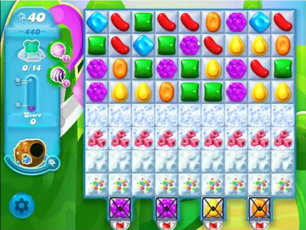 candy crush soda level 440