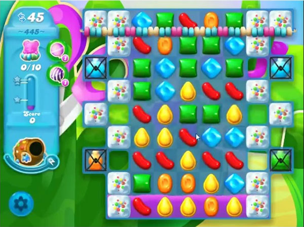 candy crush soda level 445