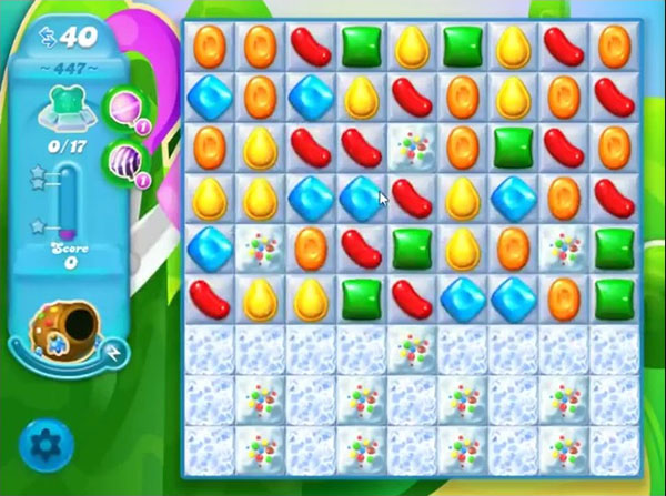 candy crush soda level 447
