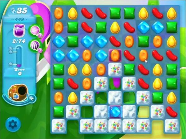 candy crush soda level 449