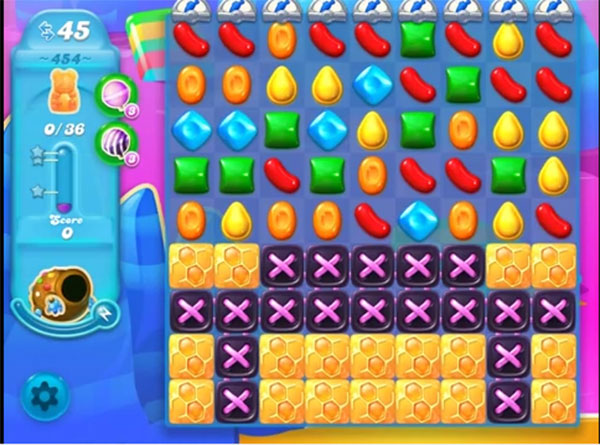candy crush soda level 454