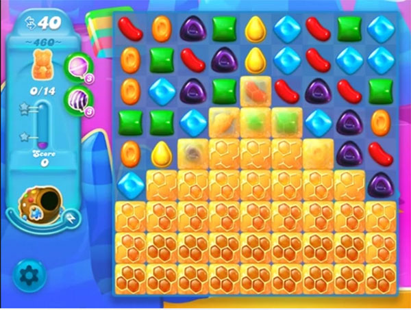 candy crush soda level 460