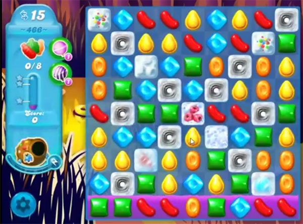 candy crush soda level 466