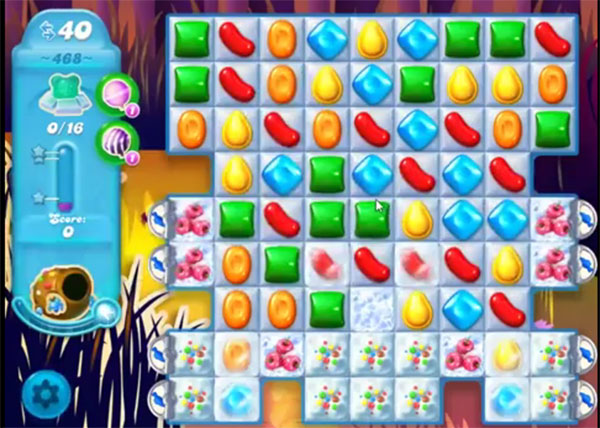 candy crush soda level 468