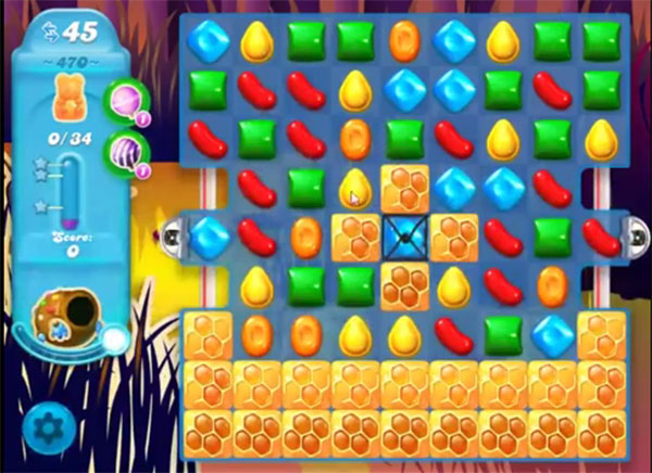 candy crush soda level 470