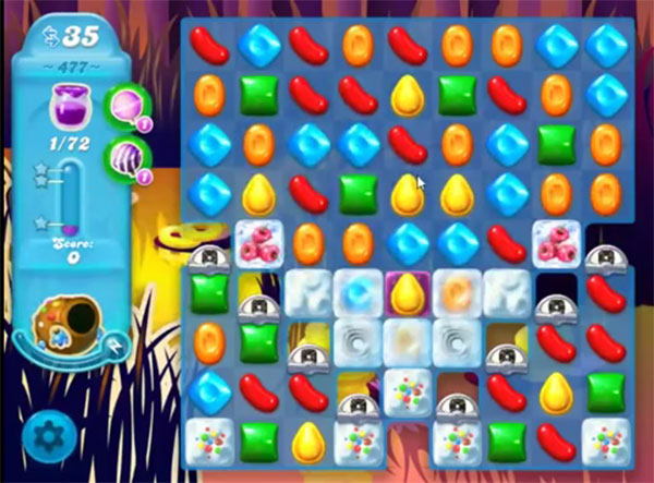 candy crush soda level 477