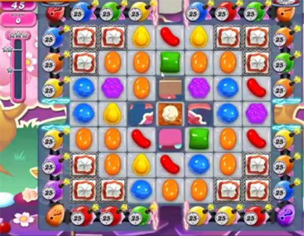 candy crush level 1185