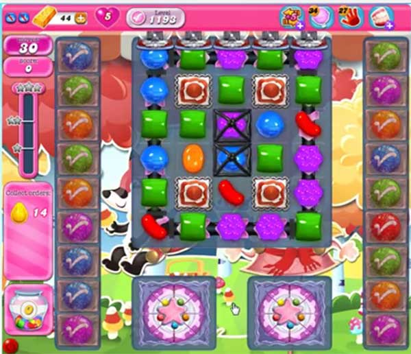 candy crush level 1193