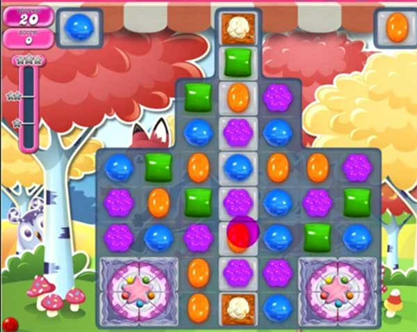 candy crush level 1205