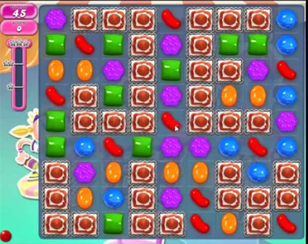 candy crush level 1207