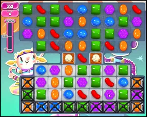 candy crush level 1214