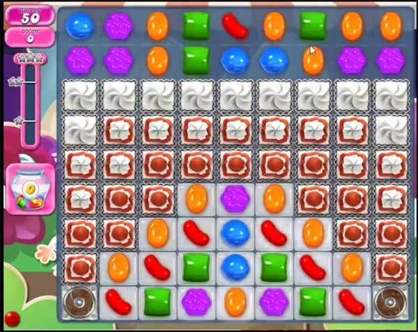 candy crush level 1221