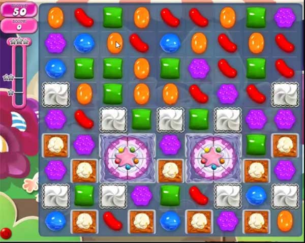 candy crush level 1222