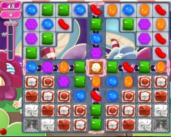 candy crush level 1231