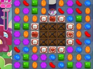 candy crush level 1234