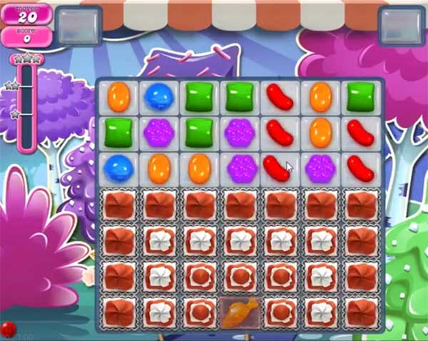 candy crush level 1236