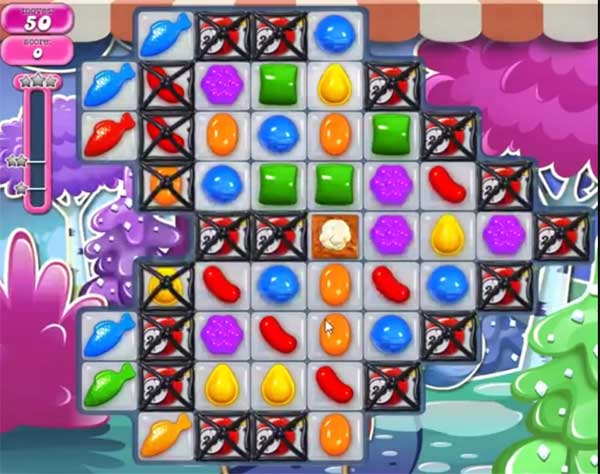 candy crush level 1245