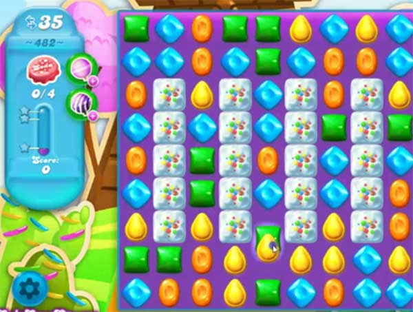 candy crush soda level 482