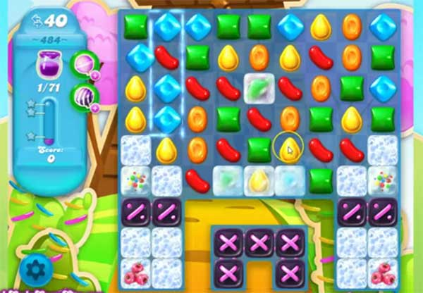 candy crush soda level 484