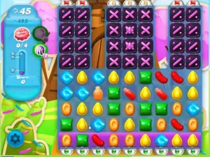 candy crush soda level 495