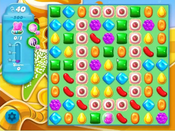 candy crush soda level 500