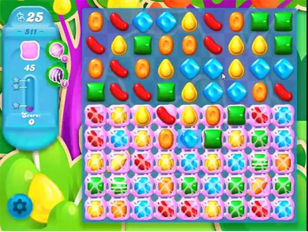 candy crush soda level 511