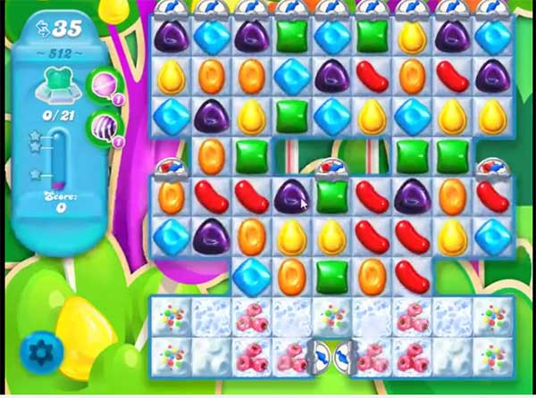 candy crush soda level 512