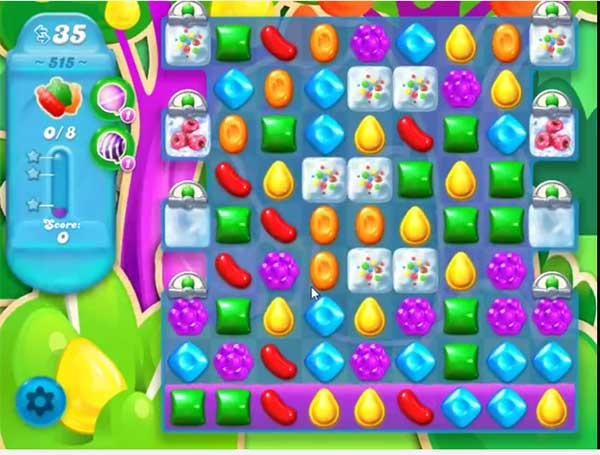 candy crush soda level 515