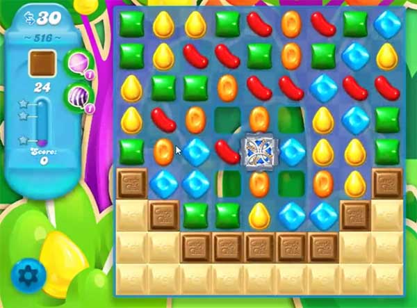 candy crush soda level 516