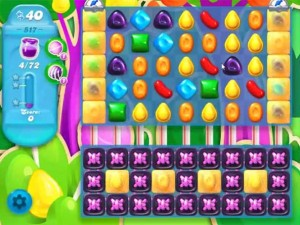 candy crush soda level 517
