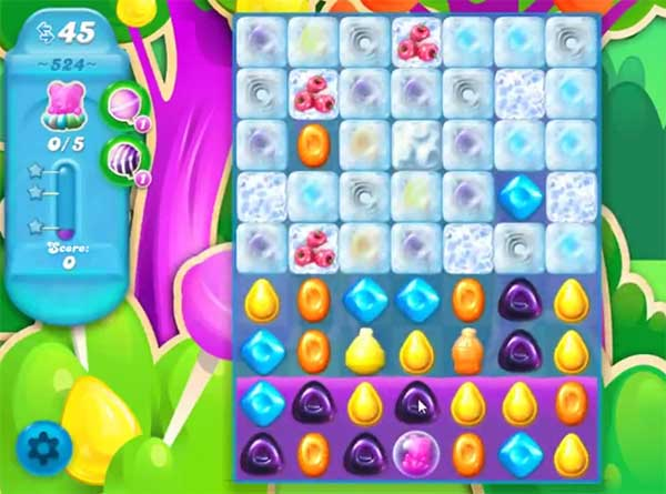 candy crush soda level 524