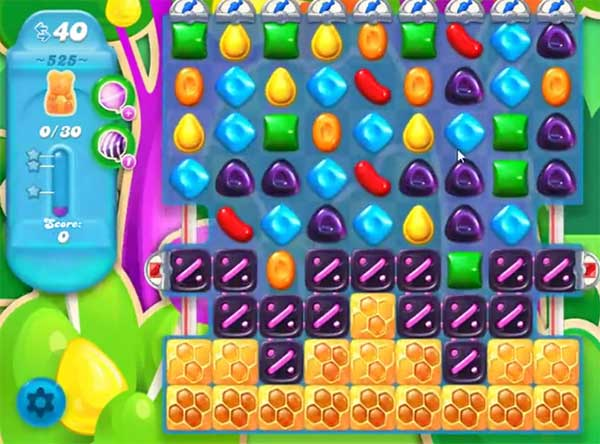 candy crush soda level 525