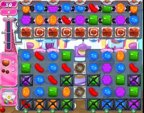 candy crush level 1254