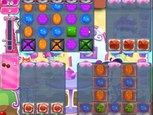 candy crush level 1261