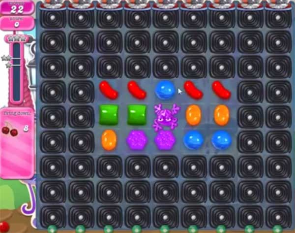 candy crush level 1264