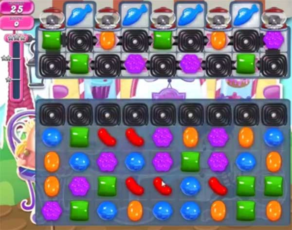 candy crush level 1265