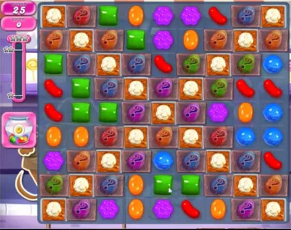 candy crush level 1266